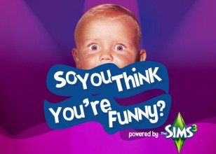 So You Think You&#039;re Funny? logo